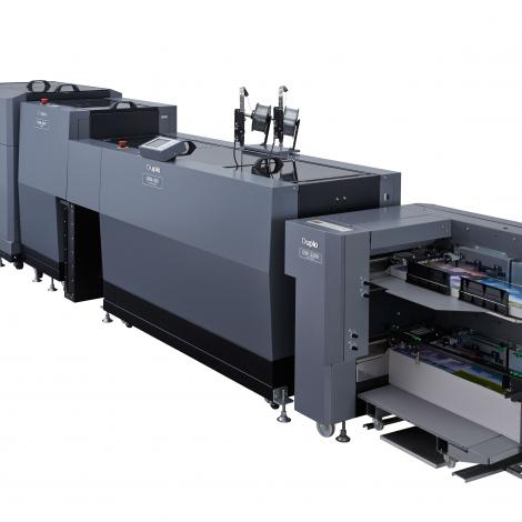 Duplo 600i Digital Booklet System